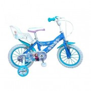Toimsa Frozen - Bicicleta 14 Pulgadas