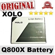 Lava Xolo Q800X Li-ion Battery For LAVA XOLO Q800X 2100mah + 150 Rs USB cable FREE