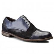 Обувки GINO ROSSI - Aldo MPV612-D25-CXDW-5757-0 Niebieski 59/59