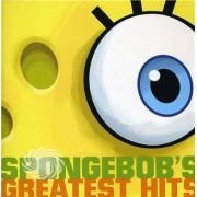 Video Delta Spongebob Squarepants - Spongebob's Greatest Hits - CD