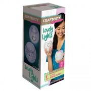 Set Craftivity Globuri Pentru Lumanari Faber-castell