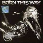 Video Delta Lady Gaga - Born This Way (Int'L Version) - CD