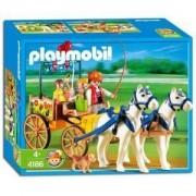 Playmobil 4186 - Famille Et Calèche