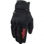 Furygan Motorradschutzhandschuhe, Motorradhandschuhe kurz Furygan Jet Evo II Sommerhandschuh schwarz/rot M rot