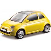 Bburago: Fiat 500 2008 1:43 (18-30184Y)