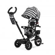 Tricikl guralica Kinderkraft AVEO black