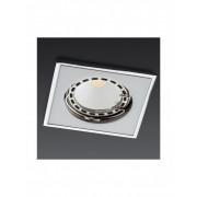 Spot incastrabil MT 122 din aluminiu culoare crom perlat 70332 Smarter