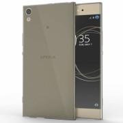 Husa Centopi Ultra Thin TPU pentru Sony Xperia XA1 2017 Negru