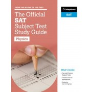The Official SAT Subject Test in Physics Study Guide, Paperback