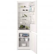 Combina frigorifica incorporabila ENN3101AOW, 303 l, Clasa A+, Alb