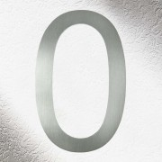 High Quality House Numbers made of Stainless 0