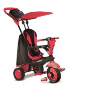 Smart Trike Spark Red Pedal Ride Ons