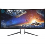 Monitor Gamer Curvo Acer Predator X34 IPS UltraWide Quad HD HDMI DisplayPort Bocinas LED 34''-Negro