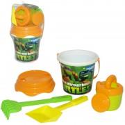 Set za pijesak Ninja Turtles 5 kom
