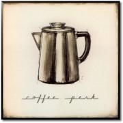 Vintage Coffee Perk