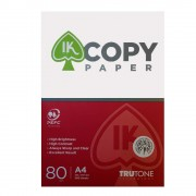 Hartie IK Copy Paper, A4, 80g/mp, 500 coli/top