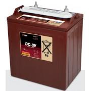 Batería de plomo ácido abierto Trojan DC-8V 8V 160Ah Ciclo profundo