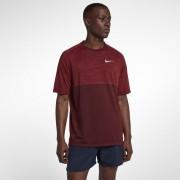 Haut de runningà manches courtes Nike Dri-FIT Medalist pour Homme - Rouge