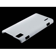 Ultra Slim Frosted Case for Huawei Ascend P2 - Huawei Hard Case (Frosted Clear)