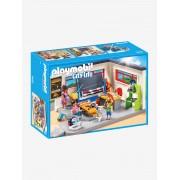 Playmobil 9455 Aula de História, da Playmobil branco medio liso