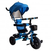 Tricikl Happybike Lino plavi (Model 424 plavi)