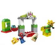 OMUL PAIANJEN CONTRA ELECTRO - LEGO (10893)