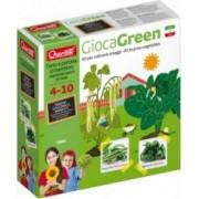 Joc Micul Gradinar Cultiva Spanac si Fasole Verde Quercetti