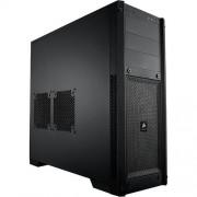 Carcasa Carbide 300R, MiddleTower, Fara sursa, Negru