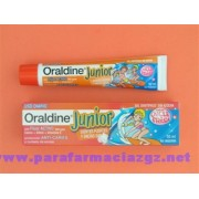 ORALDINE JUNIOR GEL DENTIFRICO 50 ML [BP] 226159 ORALDINE JUNIOR GEL DENTIFRICO - (50 ML )