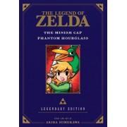 The Legend of Zelda: Legendary Edition, Vol. 4: The Minish Cap/Phantom Hourglass