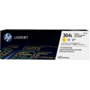 Тонер касета за HP 304L Economy Yellow Original LaserJet Toner Cartridge (CC532L) - CC532L