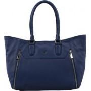 ILEX London Shoulder Bag(Blue)
