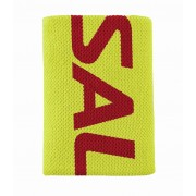 Salming Wristband Mid FluoYellow/Red