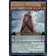 Yu Gi Oh! Pliphort Monolith (Sece En020) Secrets Of Eternity: Super Edition Unlimited Edition Secret Rare