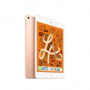Apple iPad Mini 5 Wi-Fi + 4G, 64GB с ретина дисплей и A12 чип и Neural Engine (розово злато)