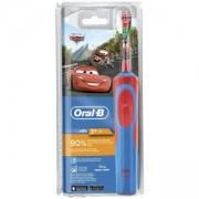 Детска елeктрическа четка за зъби Oral-B, D12.513, MCqueen светкавицата-Cars, Vitality - Cars