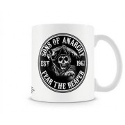 Fear The Reaper Coffee Mug, Coffee Mug