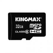 Card de memorie Kingmax microSDHC 32GB clasa 6