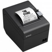 Impresora Térmica Epson TM-T20III-001 USB Serial Negro C31CH51001