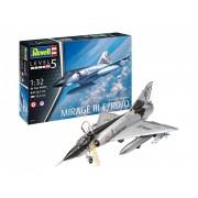 Revell Dassault Mirage III E repülőgép makett 3919