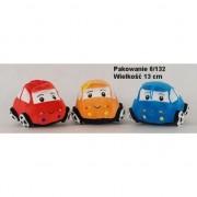 Toddler de pluș se amestecă mașină de jucărie (03386)