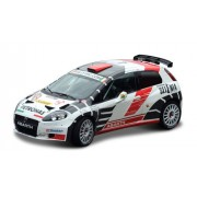 Bburago 1:24 Scale Race Abarth Grande Punto S2000 Diecast Vehicle (Styles May Vary)