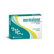 Montefarmaco Otc Spa Normalene 5 Mg Compresse Rivestite 20 Compresse