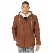 Rip Curl Rolling Thunder Jacket Brown