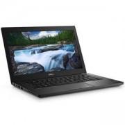 Лаптоп Dell Latitude E7280, 12.5 инча, Intel Core i5-7200U (up to 2.50 GHz, 3M), N014L728012EMEA