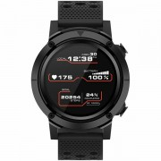 Smart watch, 1.3inches IPS full touch screen, Alloy+plastic body,GPS function, IP68 waterproof, multi-sport mode with swimming mode, compatibility with iOS and android, 500mAh big battery, Host: D48x CNS-SW82BB