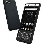 BlackBerry Dual Layer Shell DLB100 - оригинален удароустойчив двуслоен кейс за BlackBerry Keyone (черен)
