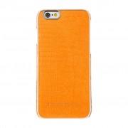 Richmond & Finch Framed Rosé Reptile Apple iPhone 6/6s Oranje