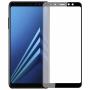 Folie sticla securizata 5D Full Glue Samsung Galaxy A8 (2018) Negru