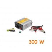 Inverter Uscita Sinusoidale Modificata 300w 12v–220vac Con Usb